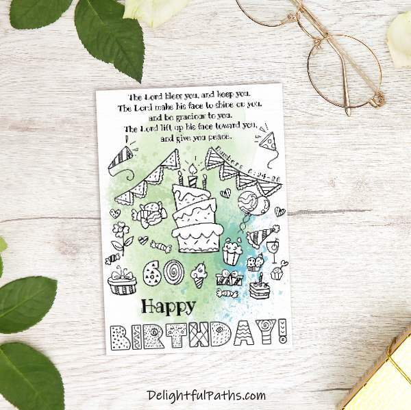 milestone age birthday cards 60th DelightfulPaths