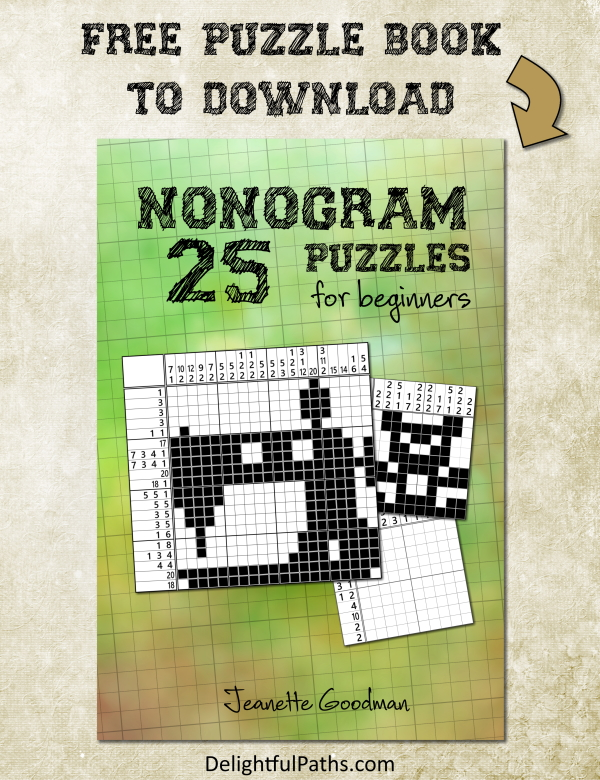 Download free nonogram puzzles to print out