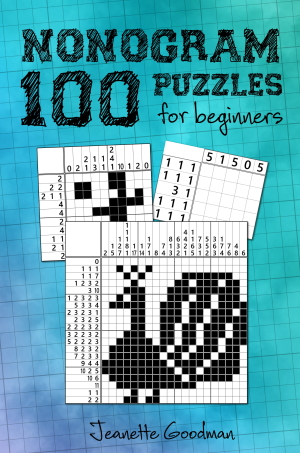 100 Nonogram Puzzles for Beginners Book 1