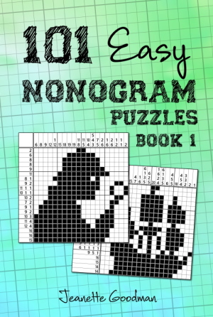 101 Easy Nonogram puzzles book 1