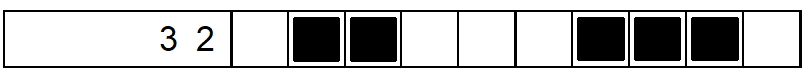 nonogram example row7
